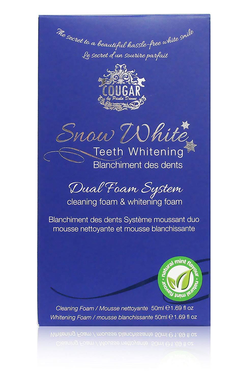 Creme dental branqueador de dentes naturais - Espuma de branqueamento de dentes