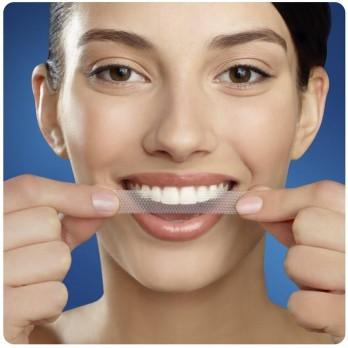tiras de clareamento dos dentes crest